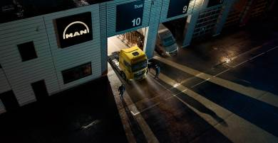 MAN Truck & Bus Support Centre